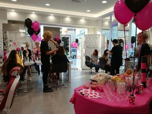 HAIR FASHION NIGHT L'OREAL BARI